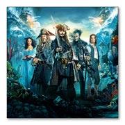 Магнитная картина Pirates of the Caribbean